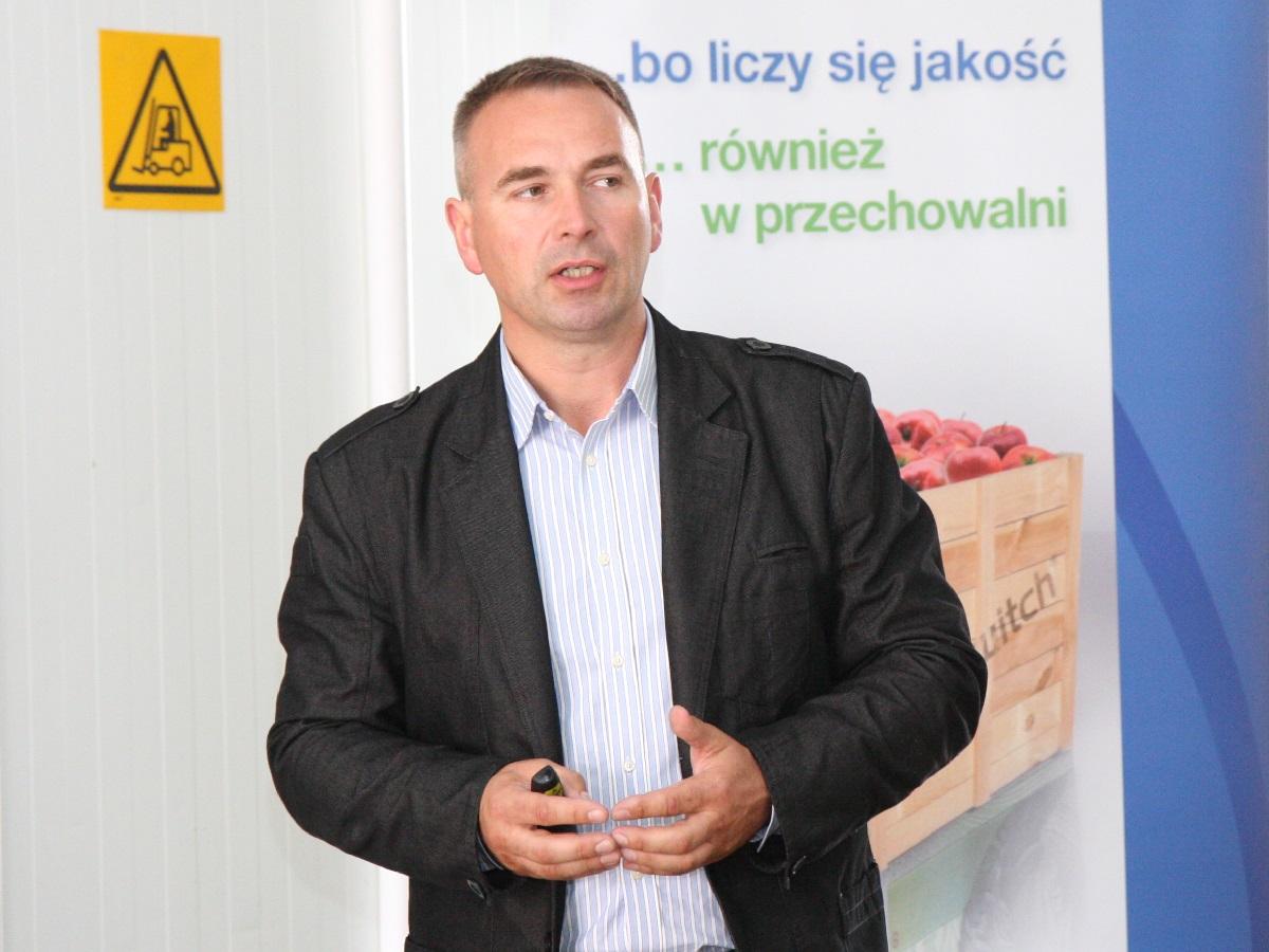 krzysztof krupa, syngenta polska
