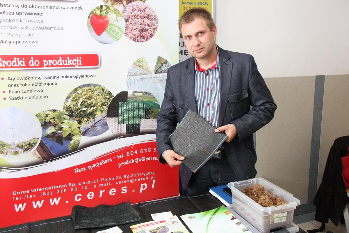 ceres, tkaniny, Tomasz Szuławy, jagodnik.pl,