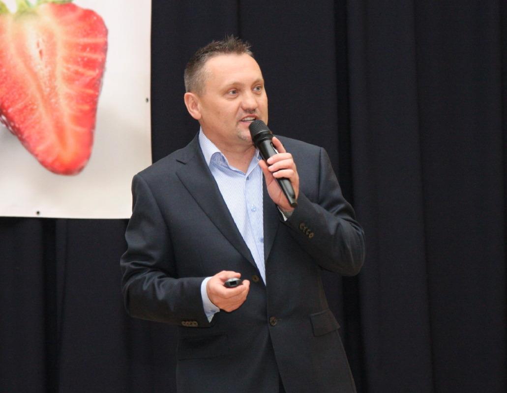 Stanisław Bogdał z firmy StanFlex