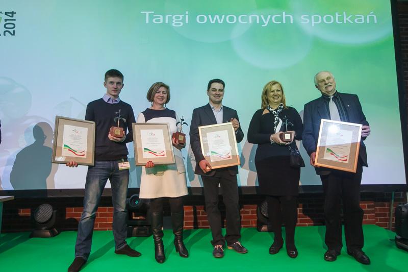 TSW, nagroda Sz. Pieniążka, Agroenergia, Viflocal S, Gacek, Jagoda JPS