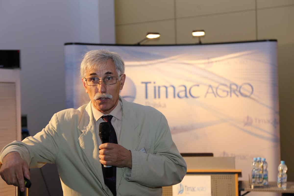 roli fosforu w nawożeniu informował prof. Witold Grzebisz