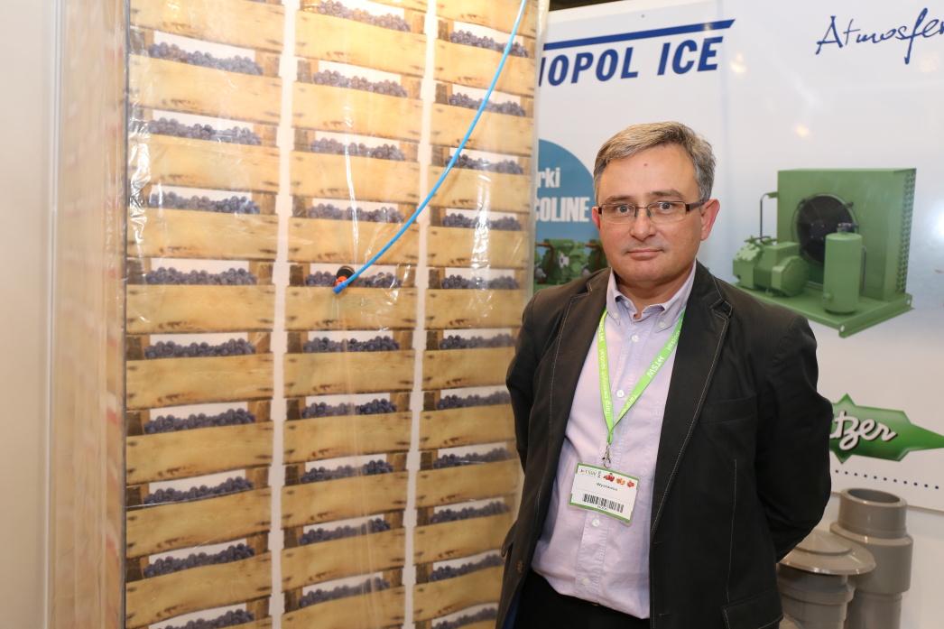 Andrzej Źółciak, Termopol ICE, Palliflex