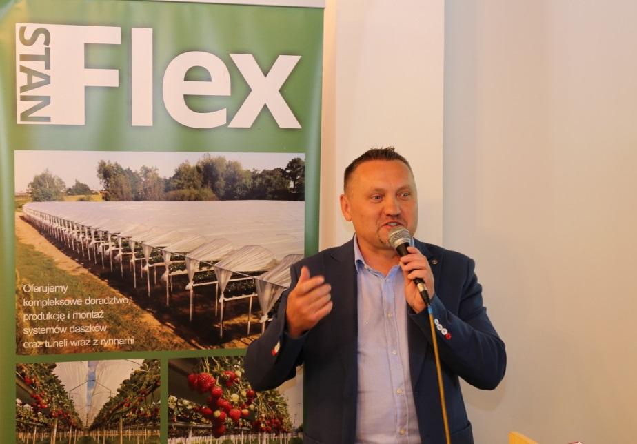 Stanisław Bogdał z firmy FormFlex
