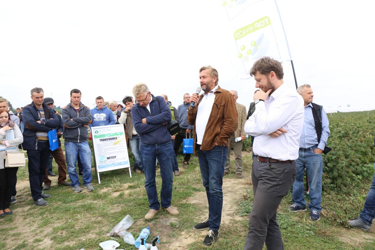 Według Grzegorza Iskry z firmy Timac Agro, produktem, który pozwala na właściwe przygotowanie roślin do zimy jest nawóz Fertileader Leos