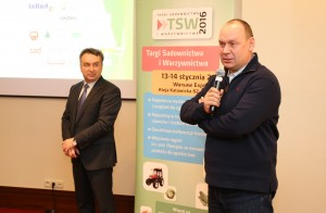 Mirosław Korzeniowski z firmy Bayer CropScience