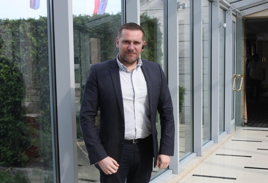 Rafał Kosiński - przedstawiciel firmy Service2fruit Polska