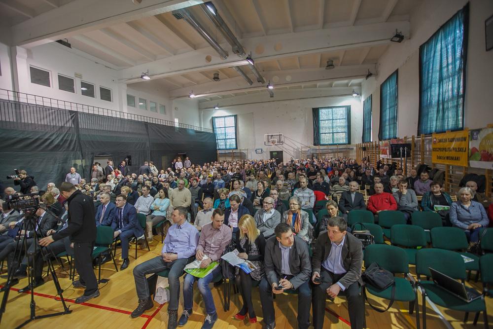 Konferencja w Kraśniku cieszy sie bardzo dużym zainteresowaniem
