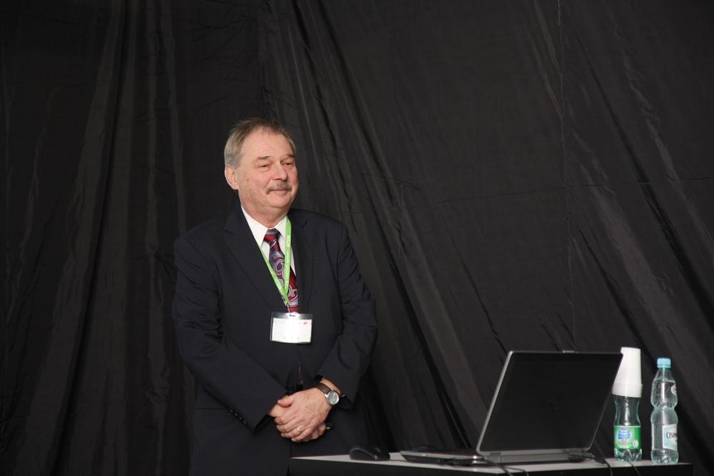 Prof. Kris Pruski omówił kanadyjskie uwarunkowania i doświadczenia w uprawie świdośliwy