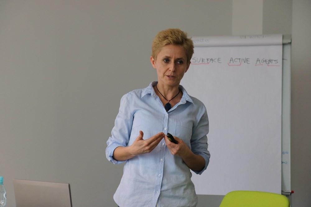 Krystyna Bargieł omówiła plany i zamierzenia firmy na nadchodzący sezon