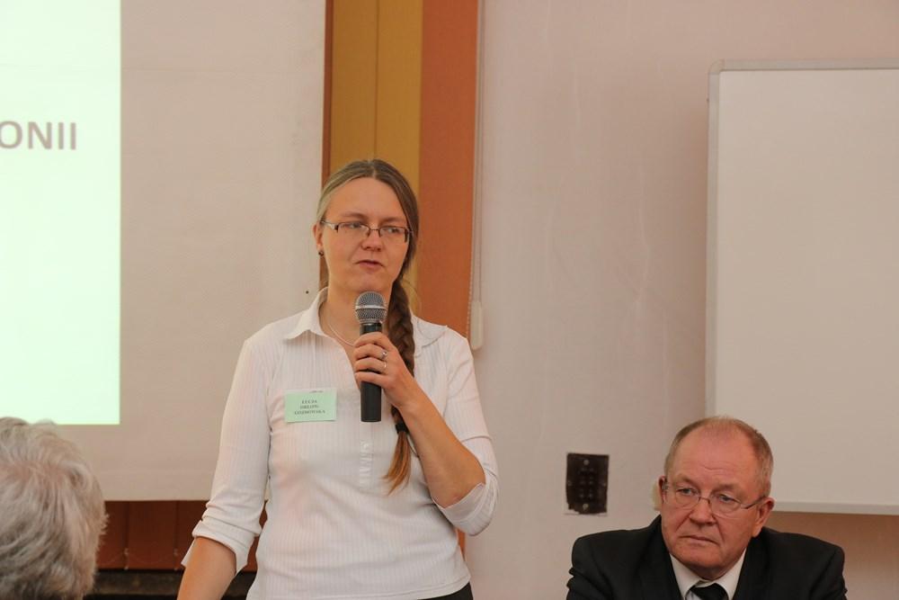 Łucja Orłow-Gozdowska, wiceprezes stowarzyszenia