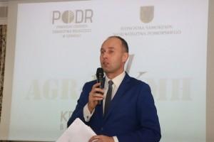 Aleksander Mach, dyrektor PODR w Gdańsku