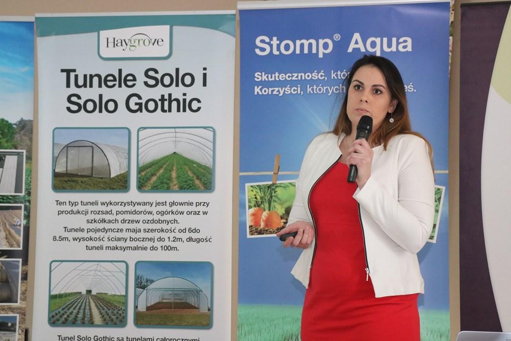 Alicja Chorąży mówiła o nowym zagrożeniu dla truskawek - Drosophila suzuki