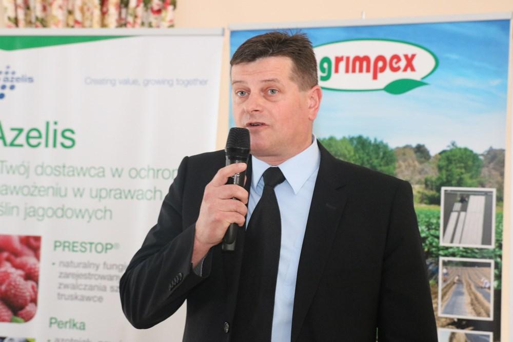 Dr hab. Zbigniew Jarosz informował o roli wapnia i potasu