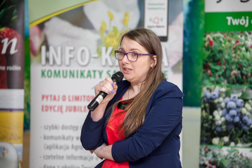 Karolina Felczak, Agrosimex