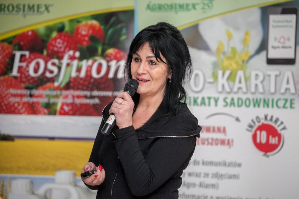 Barbara Błaszczyńska, Agrosimex