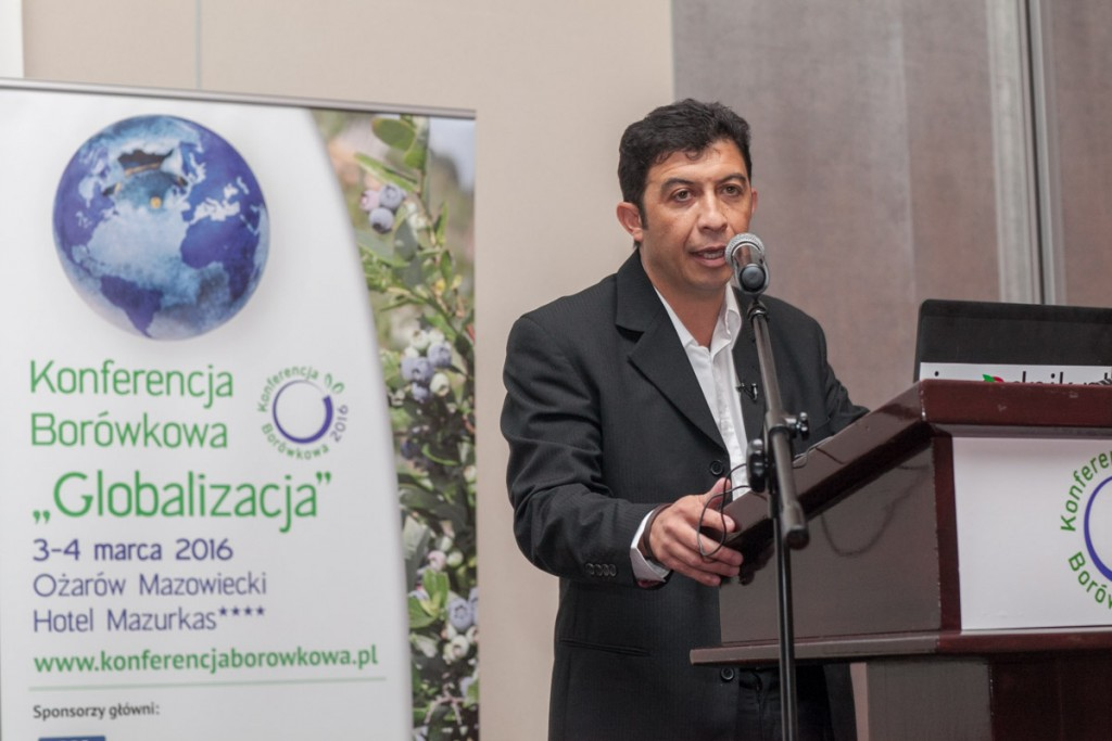 Pablo Galaz, Growers Packers Direct -Chile