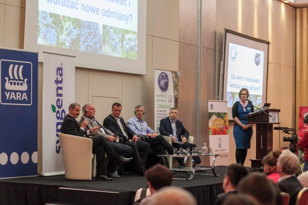 Czy warto inwestować i wdrażać nowe odmiany? - dyskutowali eksperci zaproszeni do międzynarodowej debaty
