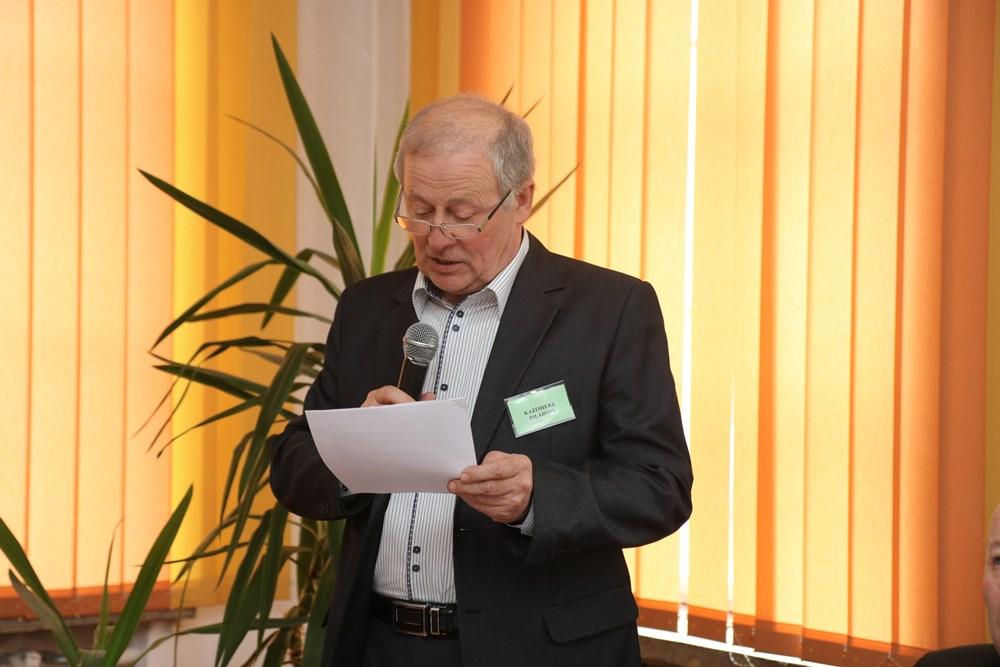 Kazimierz Pilarski, przewodniczący komisji rewizyjnej, wnioskował o udzielenie Zarządowi absolutorium