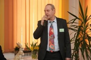 Leon Kraszewski, prezes klastra Zjendnoczona Aronia