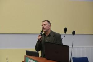 Stanisław Jamrozik omówił ekologiczne aspekty prowadzenia plantacji truskawkowych