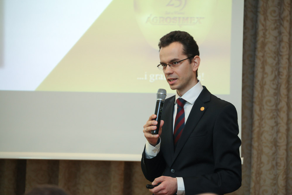 Piotr Barański przedstawił zasady systemu Info-Karta