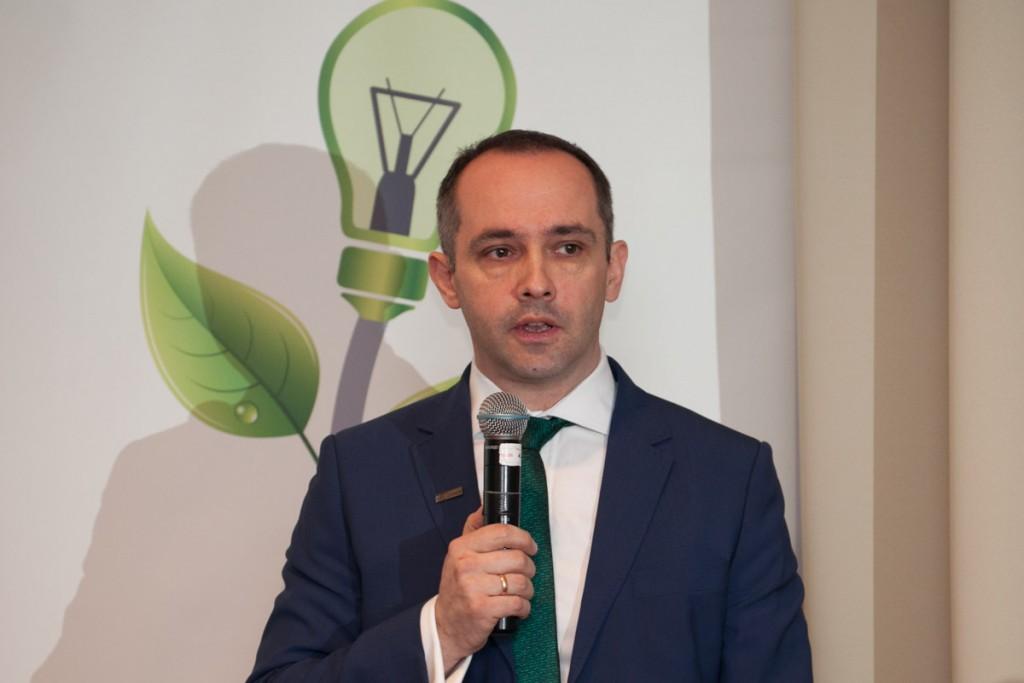 Paweł Kocel dyrektor marketingu Timac Agro Polska
