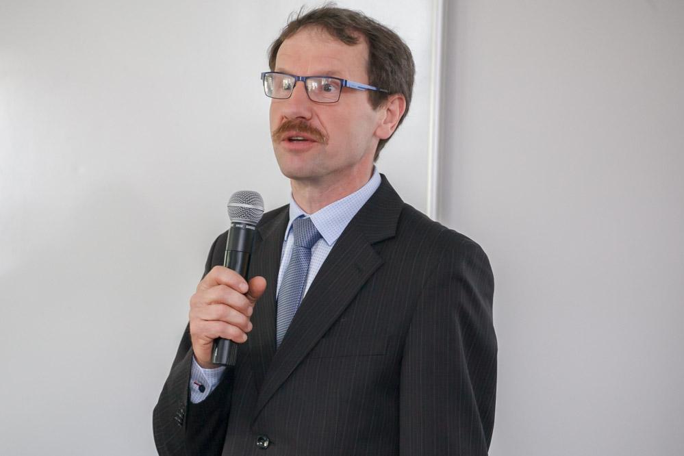 Ireneusz Komorowski, prezes SPBA