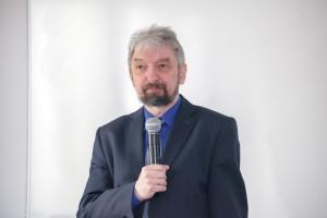 Dr Krzysztof Rutkowski mówił o dobrym przechowywaniu borówki