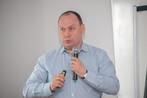 Dr Mirosław Korzeniowski z firmy Bayer