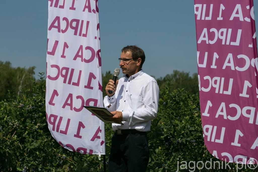 Spotkanie otworzył Ireneusz Komorowski