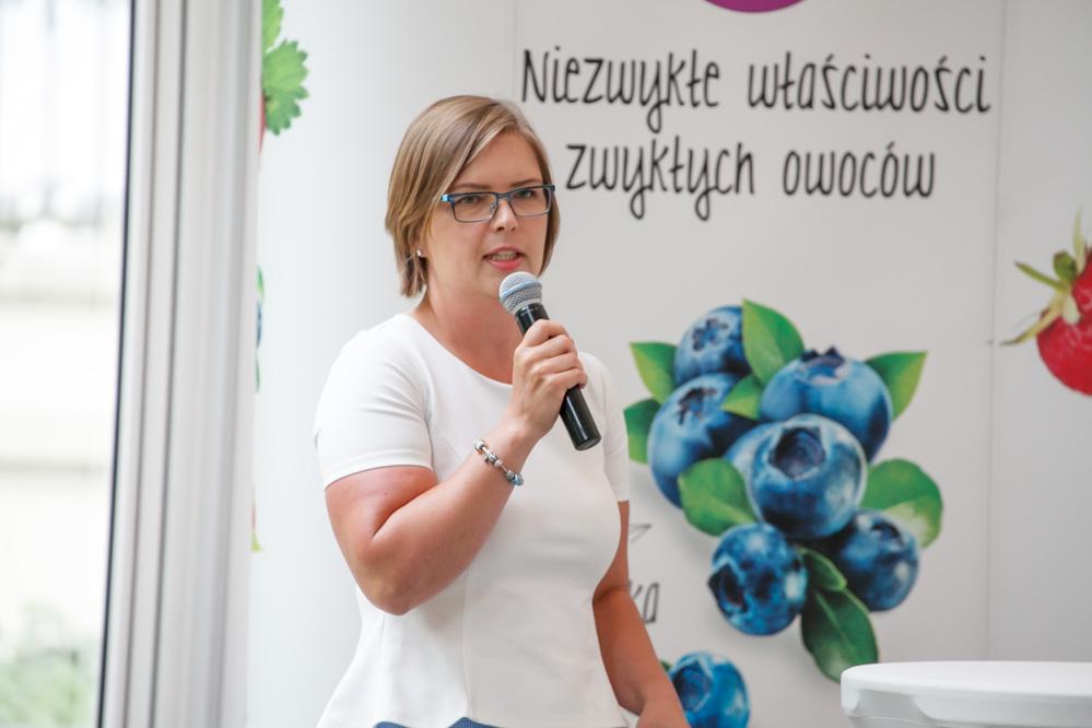 Dominika Kozarzewska, GPO Polskie Jagody