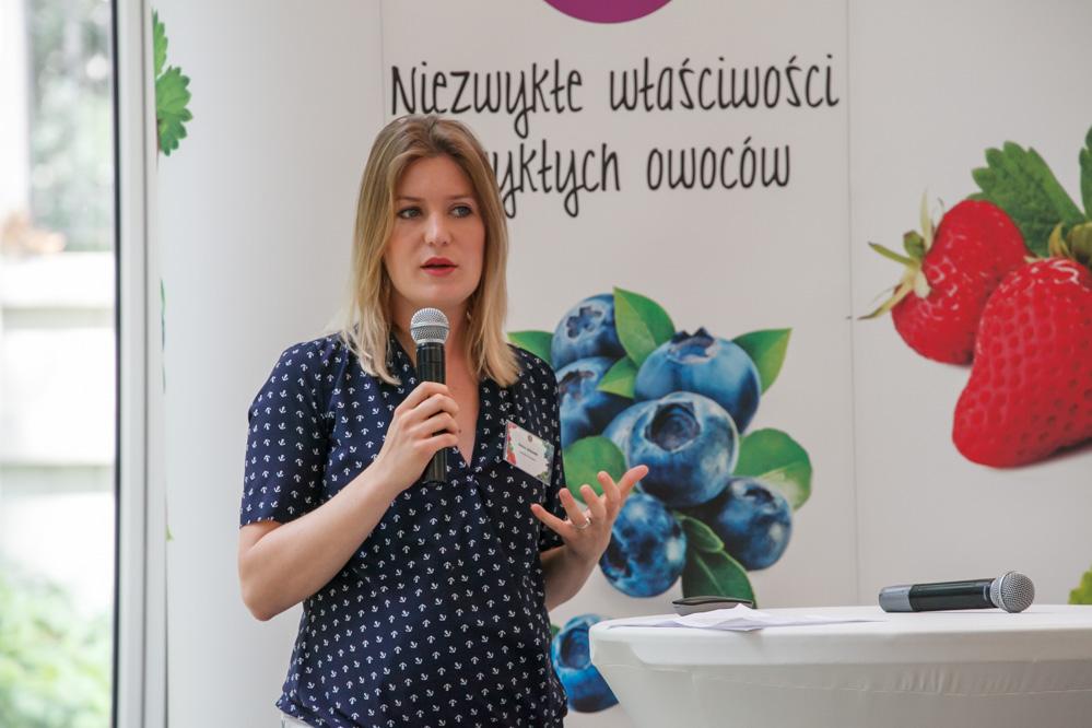 Anna Jelonek, dietetyk