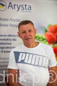 anusz Ostrowski, członek Grupy Producenckiej JKP Strawberry