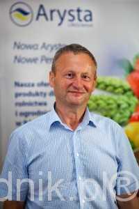 Edward Rytel z Grupy Producentów Warzyw Primavega Wróblewo