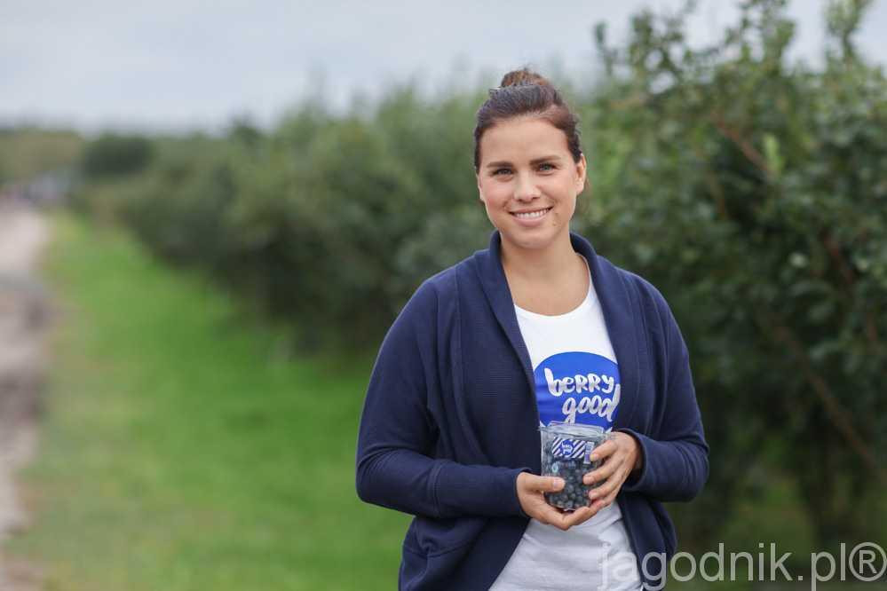 Agata Małkiewicz - Polskie Jagody, Polish Berry Cooperative