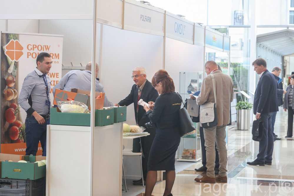 Konferencji Fresh Market towarzyszyły targi Fruit Expo 2016