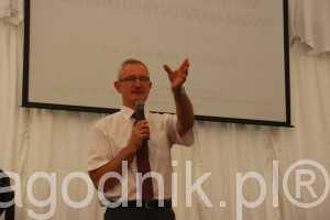 Prof dr hab Ryszard Hołownicki opowiada o technice opryskiwania sadów