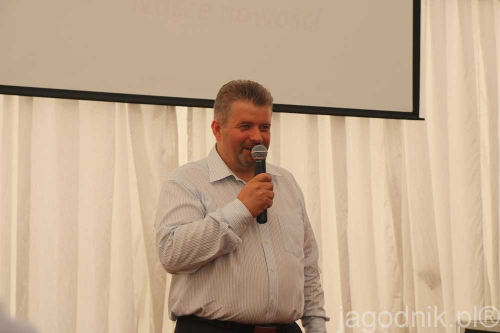 Wojciech Bury zreferował plany przedsiębiorstwa na kolejne 25 lat