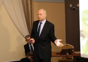 Wiesław Ciecierski z firmy Intermag