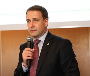 Joerg Rehbein, Head of Region EMEA3 Crop Science
