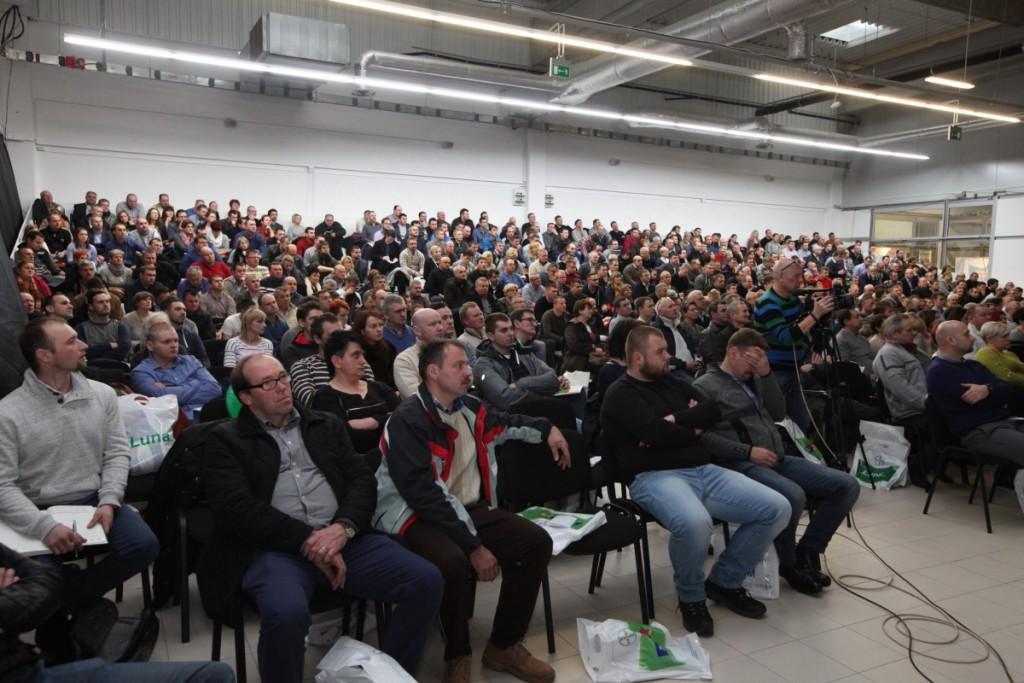 Ważną częścią TSW 2017 będą konferencje tematyczne w tym Konferencja Truskawkowa, na którą szczególnie Państwa zapraszamy